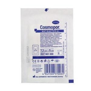 Повязка Космопор/Cosmopor антибактериал с серебром 7.2х5см №1