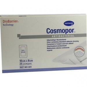 Повязка Космопор/Cosmopor антибактериал с серебром 10х6см №1