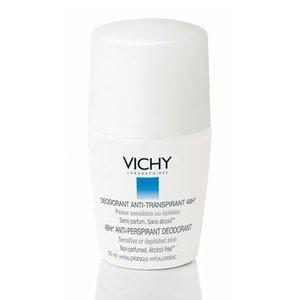 Виши дезодорант-шарик для чувствительной кожи 48ч 50мл